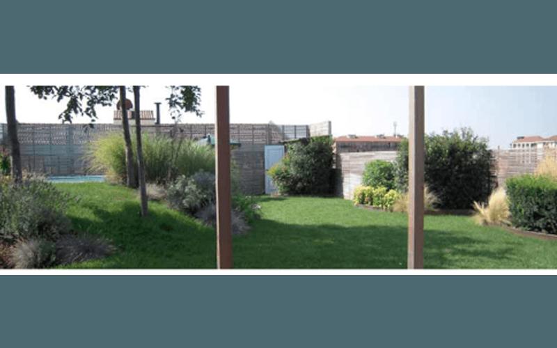 Panorama giardino pensile