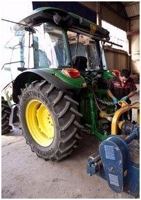 riparazione trattori