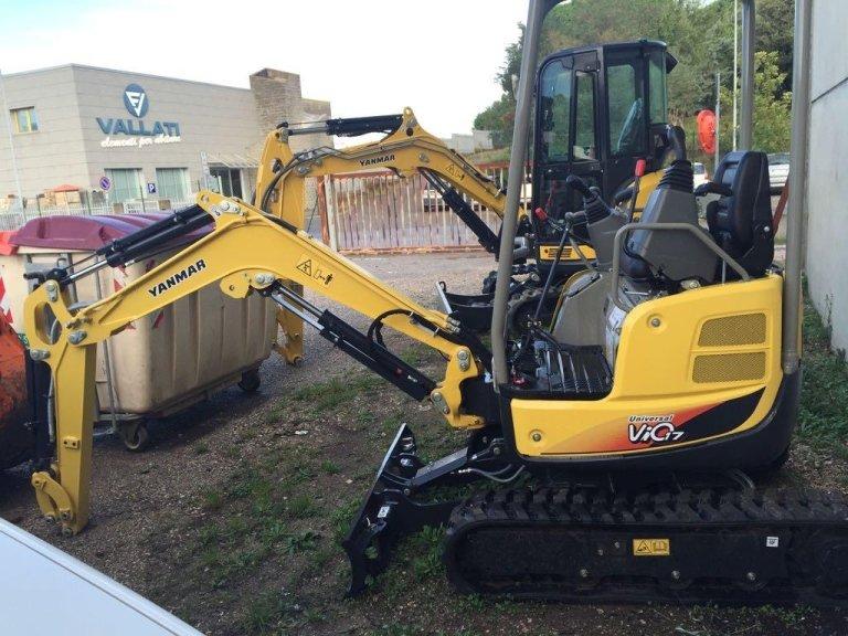 Pronta Consegna Escavatore Yanmar