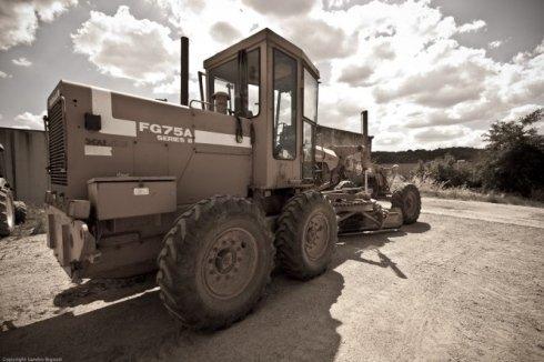 Selezione di pezzi di ricambio per macchine agricole