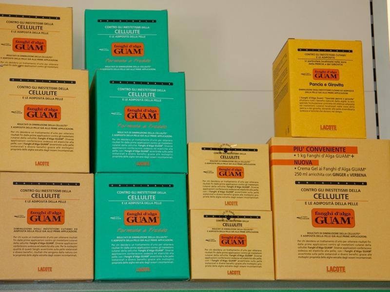 dei cosmetici anticellulite della marca Vichy