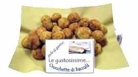 crocchette di baccalà