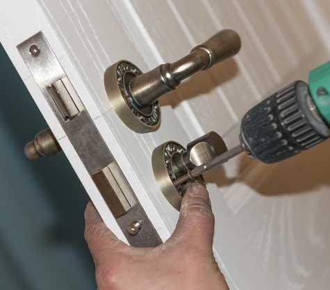 Intervento serrature bloccate
