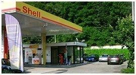 fornitura benzina