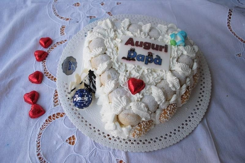 torta festa papà