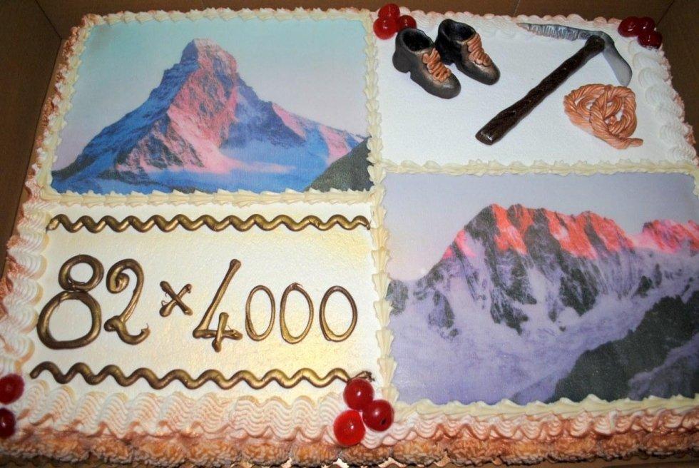 torta montagna