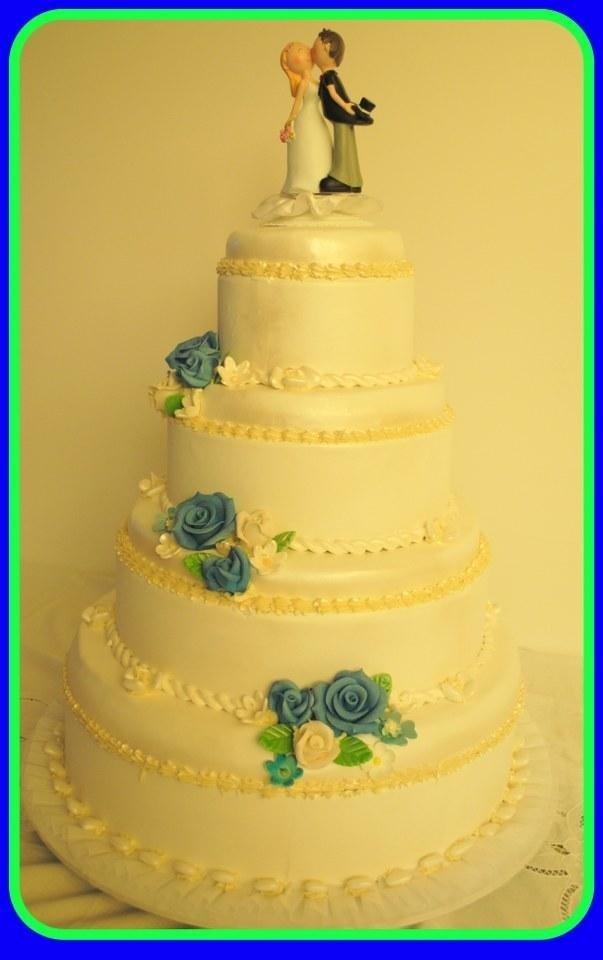 torta festa matrimonio