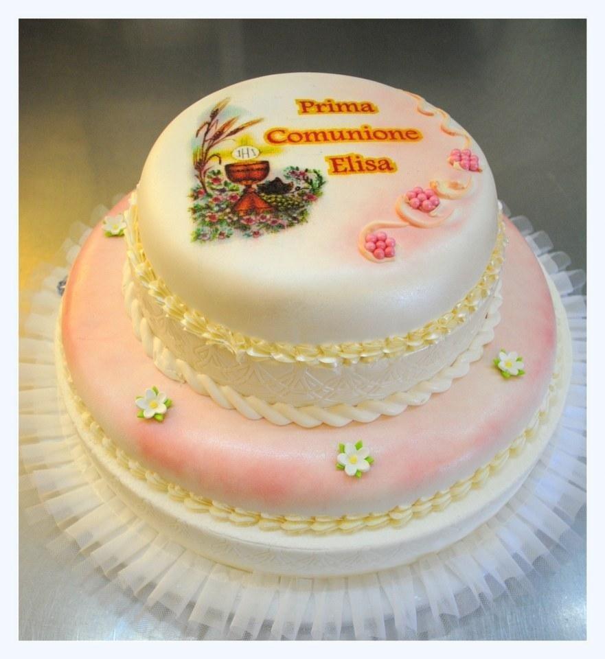 torta prima comunione