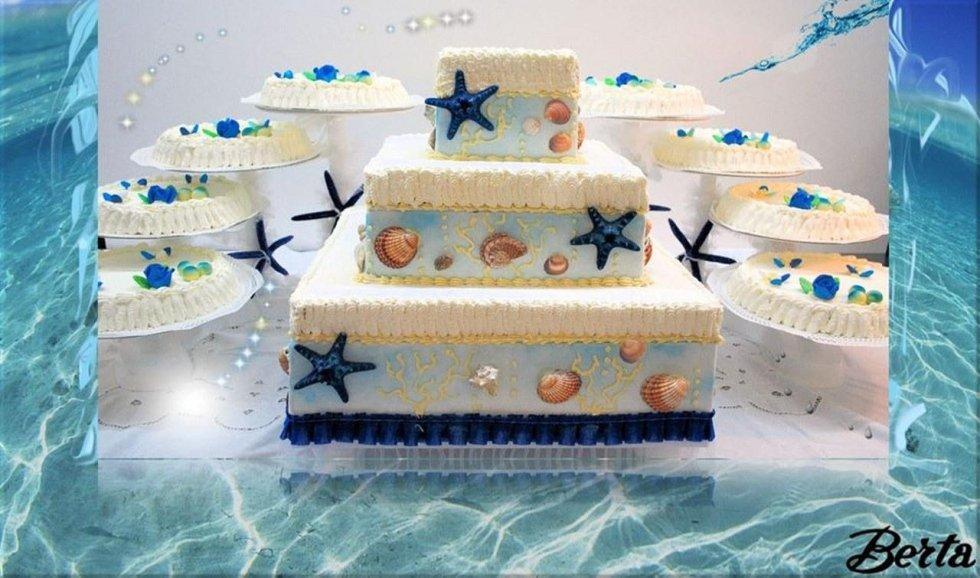 Estremamente Torta nuziale - Sondrio - PASTICCERIA BERTA MZ97