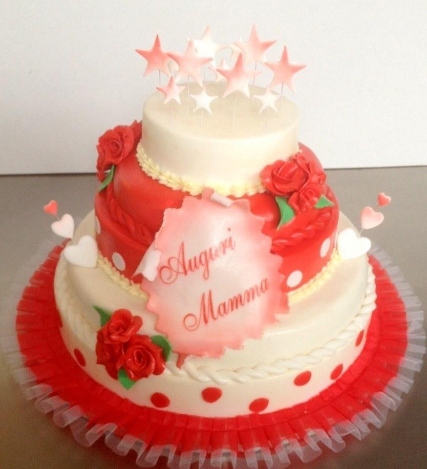 torta festa mamma