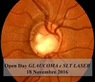 Open Day Glaucoma e SLT Laser