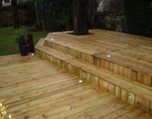 Stepped-Deck