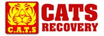 CATS RECOVERY logo