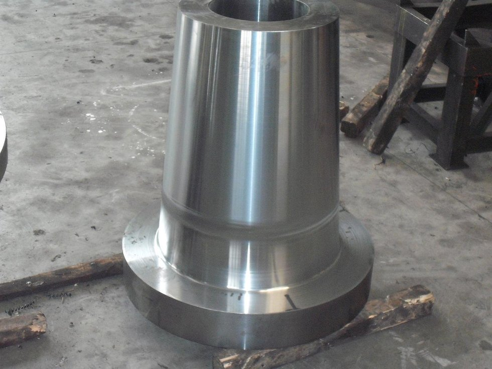 machining work