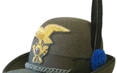 Cappello alpino corso para