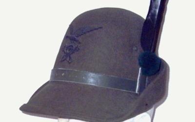 Cappello alpino truppa torino