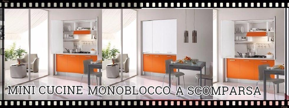 Cucine monoblocco a roma via gallia 92 98 arredo cucine for Mini arredo bisceglie