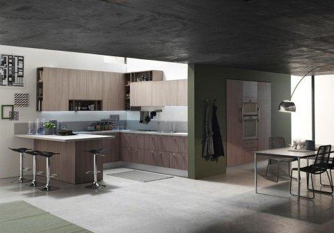 cucine moderne » cucine moderne su misura - ispirazioni design ... - Cucine E Dintorni Roma