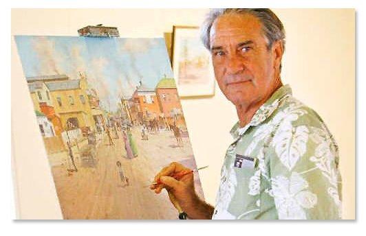 peter lawson fine art gallery
