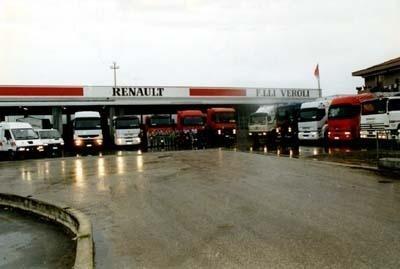 riparazione veicoli industriali rimini