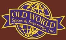 OId World Spices logo