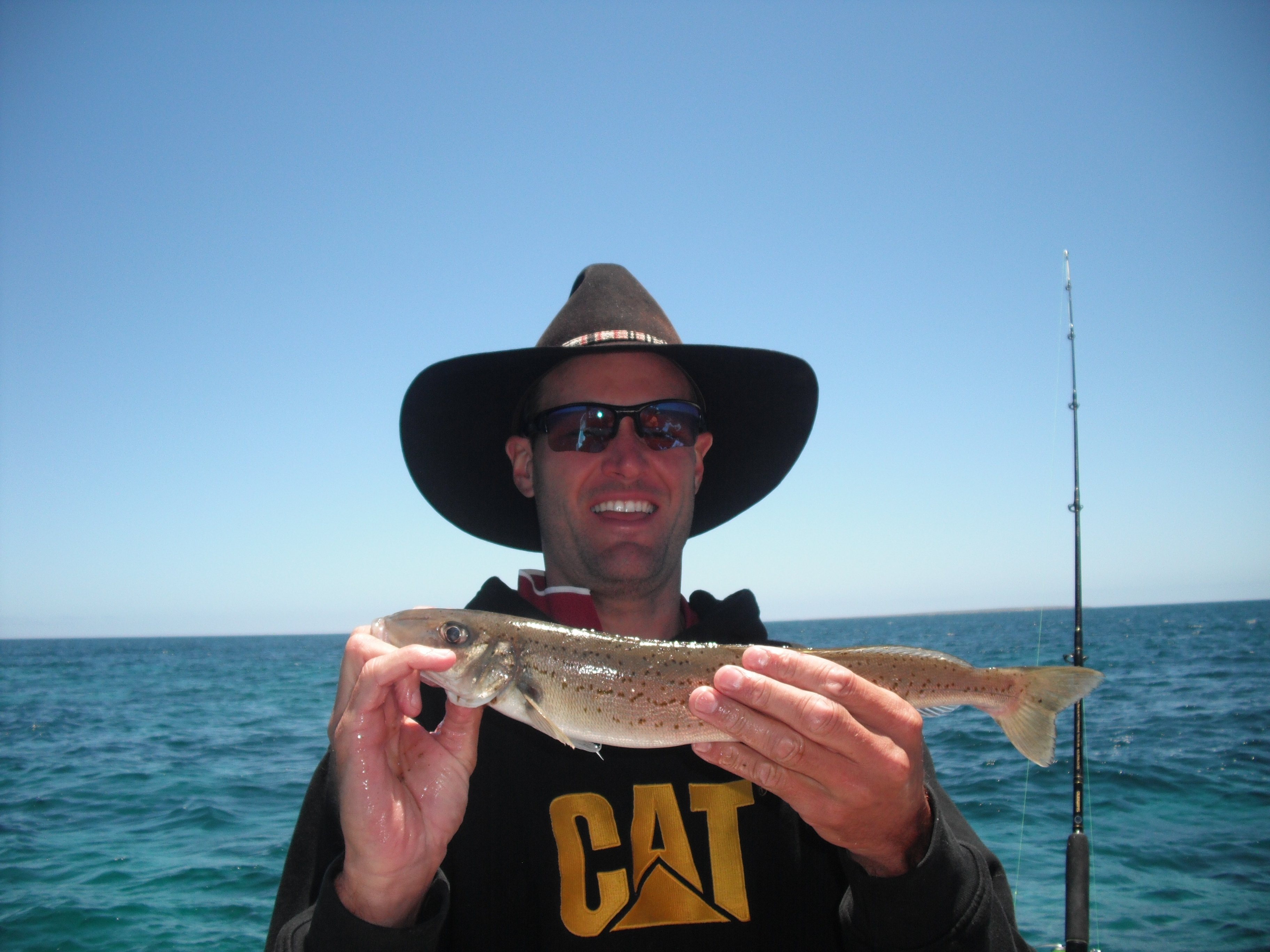 King George whiting tumby bay