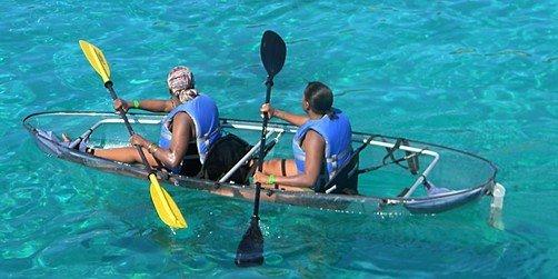 CLEAR CANOE HIRE TUIMBY BAY