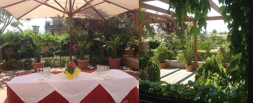 Ristorante Pizzeria La Pergola - Roma
