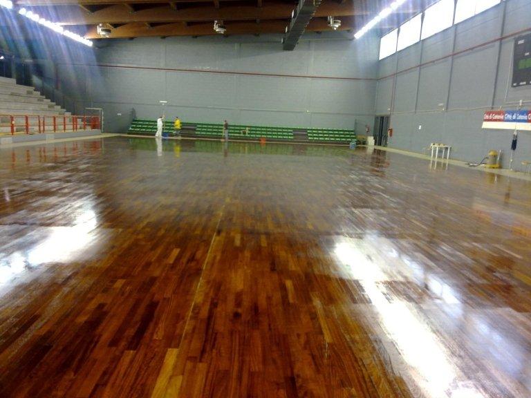 restauro pavimenti in parquet