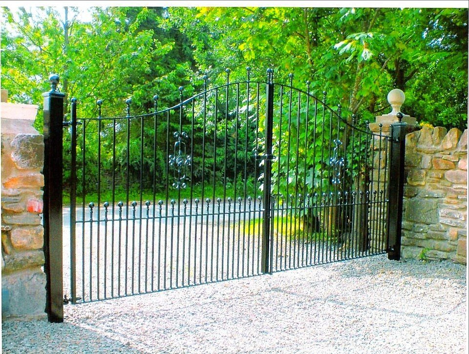 Newport  Wrought Ironwork by Welded Metal Products.  Based  in Newport Gwent,South Wales