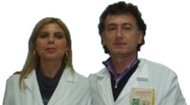 Dott.ssa Pollicino e Dott.Scandura