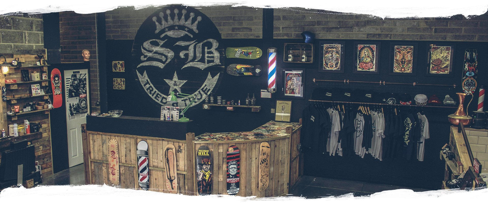 barbering skills