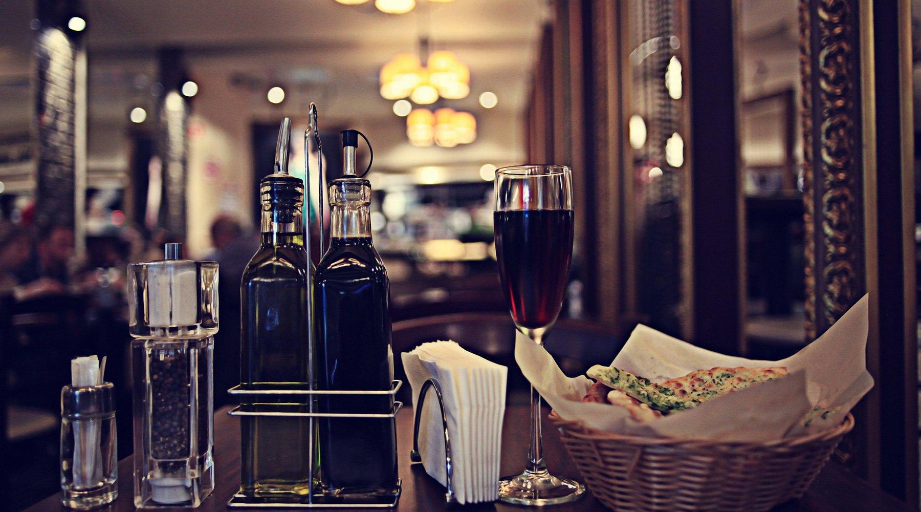 Snack al bar Fuori Binario a Parabiago