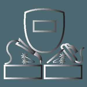 Icona lavorazione metalli