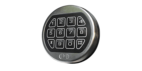 hunter locksmith services digital number keypad