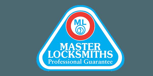 hunter locksmith services master locksmiths logo