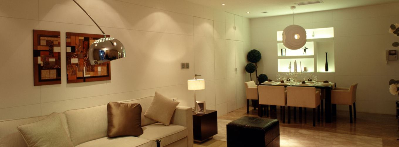 Modern interior lighting systems in Honolulu, HI