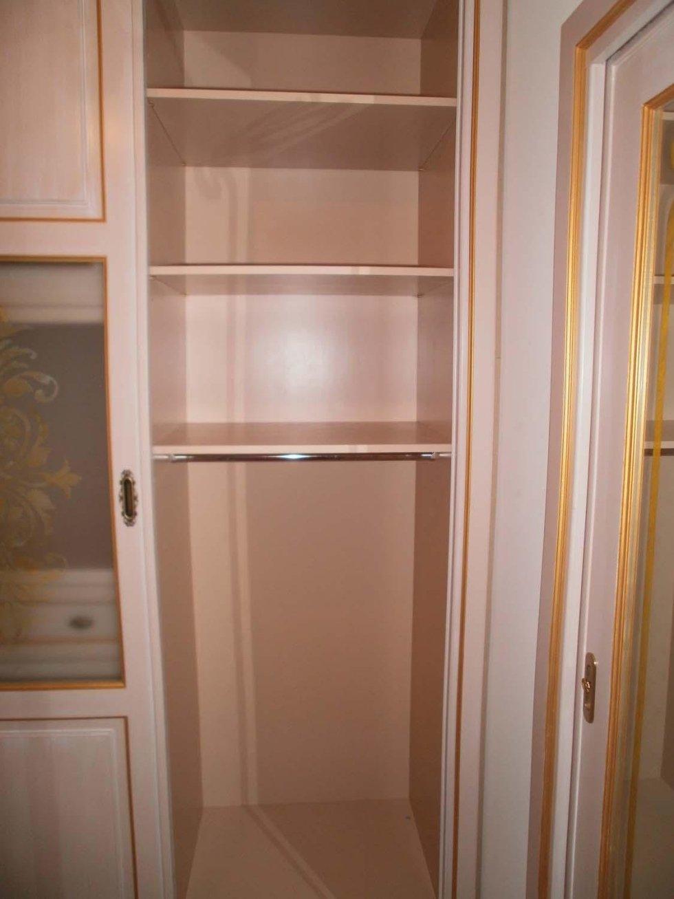 armadio aperto