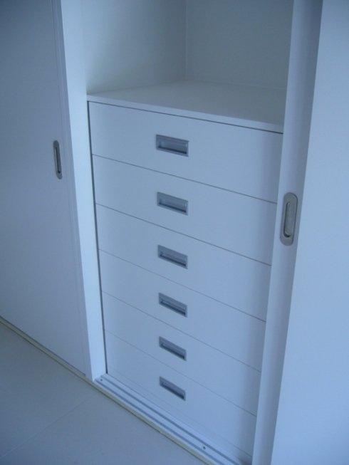 cassettiera interna