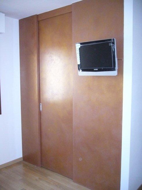 parquet e parete