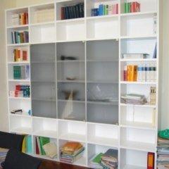 libreria legno casa