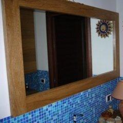 cornice legno specchio