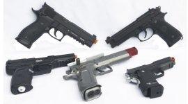 pistole a gas