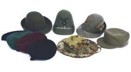 Cappelli e fregi