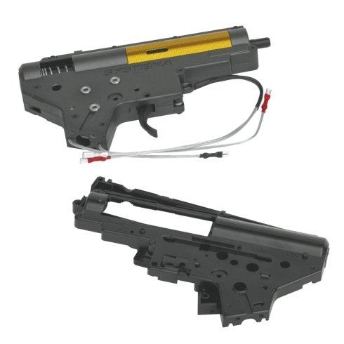 Kit gearbox completo o solamente gearbox da assemblare
