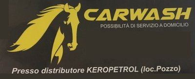 LAVANDERIA CARWASH logo