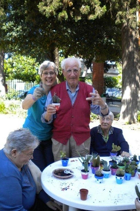 laboratori creativi anziani