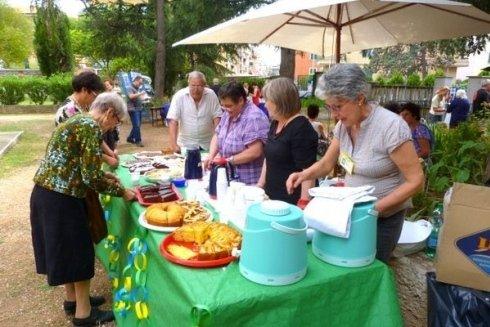 feste per anziani