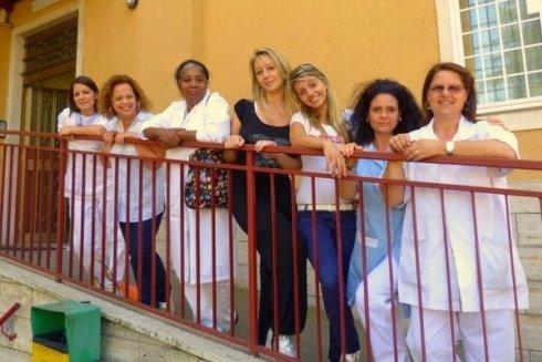 personali infermieristico anziani