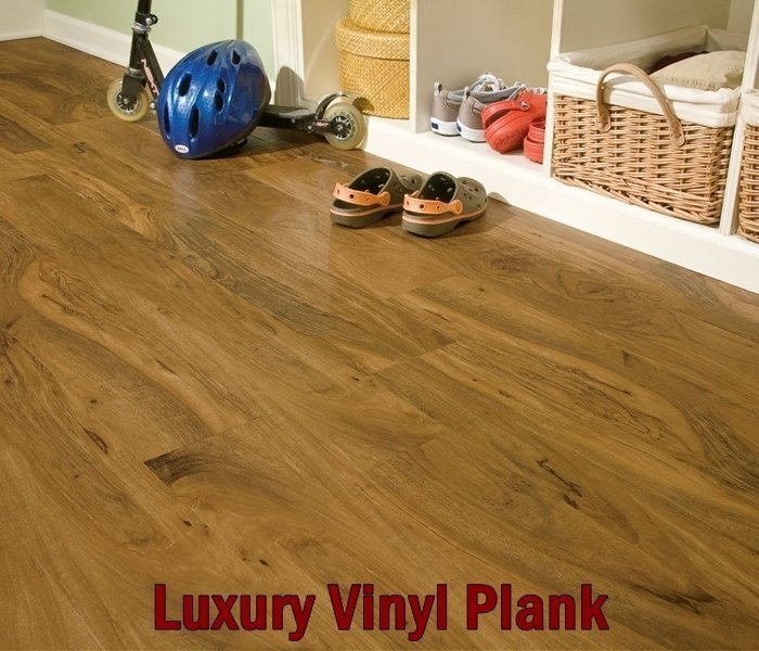 Luxury vinyl plank flooring done by experts in Chesterfield, MO